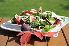 Figs salad Stock Photos