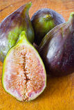 Figs on the table Stock Photography