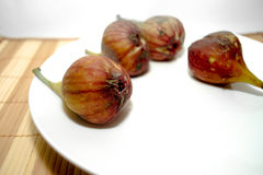 Figs too ripe Royalty Free Stock Image