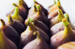 Figs in a tray Stock Image