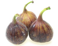 Figs in a white background Stock Photo