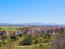 Figueres in Catalonia, Spain Stock Photo