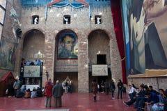 figueres dali μουσείο Ισπανία Στοκ φωτογραφίες με δικαίωμα ελεύθερης χρήσης