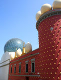 28 figueres dali συλλογής του 1974 διαφορετικά σπίτια τα μεγαλύτερα το περισσότερο μουσείο άνοιξαν το Σαλβαδόρ Σεπτέμβριος που η  Στοκ Εικόνες