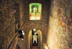 FIGUERES, ESPAGNE 6 AOÛT : Intérieur de Dali Th Images stock
