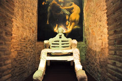 FIGUERES, SPAIN-AUGUST 6: Interior of the Dali Theatre and Museum on August 6,2009 in Figueres. Stock Photos