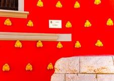 In Figueres in Spain Stock Photos