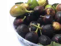 Figues photo libre de droits