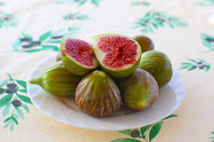 figues Obrazy Royalty Free