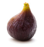 Figues d'isolement Image stock
