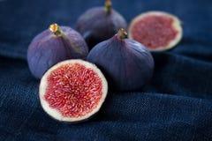 Figues fraîches délicieuses Images stock