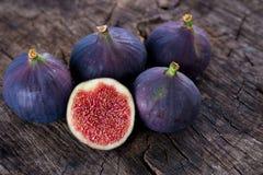 Figues fraîches délicieuses Image stock