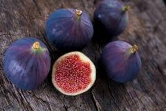 Figues fraîches délicieuses Image libre de droits