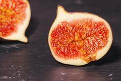 Figues mûres fraîches Photographie stock