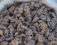 Figues sèches délicieuses photographie stock libre de droits
