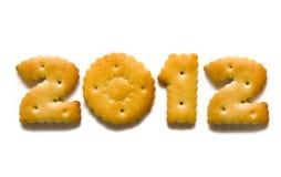 Figur 2012 Lizenzfreies Stockfoto