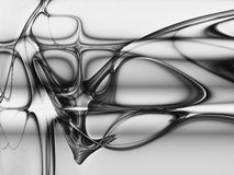 Figura abstrata Imagens de Stock