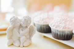 Figura anjos Imagens de Stock