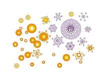 Figura astratta Fotografie Stock