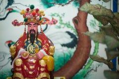 Figura budista en templo en Ko Samui, Tailandia Fotos de archivo libres de regalías