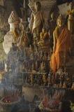 Figura da Buda Fotos de Stock