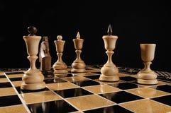 Figura da xadrez Imagem de Stock