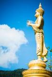 Figura de assento de Buddha imagens de stock royalty free