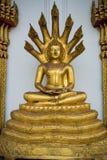 Figura de assento de Buddha Fotografia de Stock