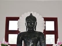 Figura de assento de Buddha Fotos de Stock