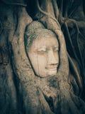 Figura de assento de Buddha Fotografia de Stock Royalty Free