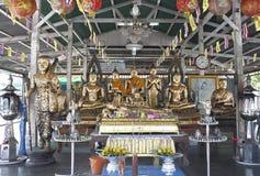 Figura de Buda Imagen de archivo libre de regalías