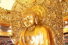 Figura de Buda Imágenes de archivo libres de regalías