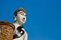 Figura de Buddha que se sienta Fotos de archivo libres de regalías