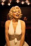 Figura de cera de Marilyn Monroe en señora Tussauds Amsterdam Foto de archivo
