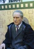 Figura de cera do presidente franklin d roosevelt Imagem de Stock