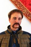 Figura de cera do retrato de Pylyp Orlyk Imagem de Stock
