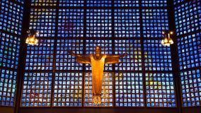 Figura de Cristo Imagen de archivo