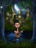 Figura de la fantasía Imagenes de archivo