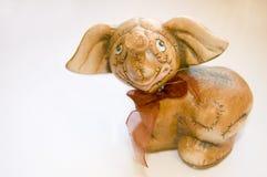Figura de la imagen conceptual del elefante. Imagen de archivo libre de regalías