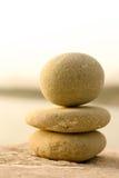 Figura de pedra Fotos de Stock