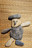 Figura de piedra Imagen de archivo