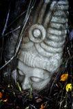 Figura de piedra Tailandia Fotos de archivo