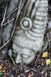 Figura de piedra Tailandia Imagen de archivo