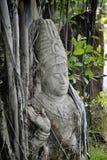 Figura de piedra Tailandia Fotografía de archivo