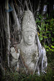 Figura de piedra Tailandia Imágenes de archivo libres de regalías
