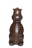 Forma del cioccolato Fotografie Stock Libere da Diritti
