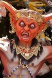 Figura del demone Fotografia Stock Libera da Diritti
