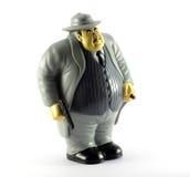 Figura del gángster Fotografía de archivo