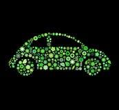Figura dell'automobile illustrazione vettoriale
