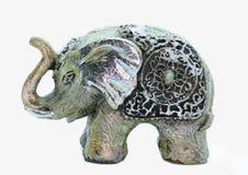 Figura dell'elefante Fotografia Stock Libera da Diritti